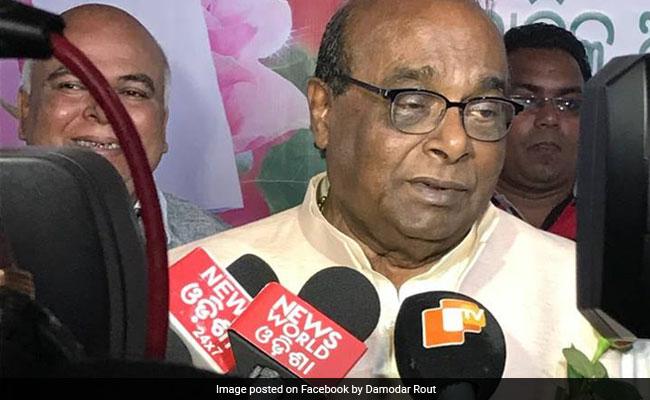 Naveen Patnaik Removes Minister For 'Derogatory' Remarks Against Brahmins