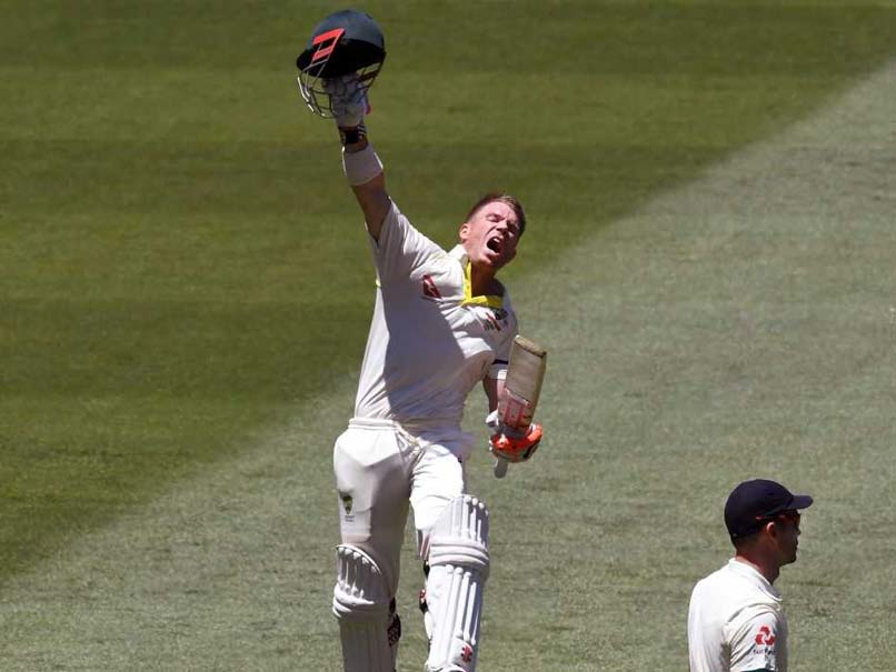 The Ashes: David Warner, Steve Smith Star As Australia Take Honours On Day 1