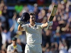 Ashes 2017: Dawid Malan's Maiden Test Century Lifts England In Perth