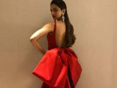 Deepika Padukone Wins The Red Carpet At Filmfare Style Awards. Just Look At Her