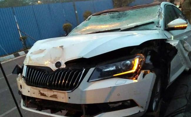 दिल्ली में नशे और रफ्तार का कॉकटेल, रईसजादे ने पुलिस वाले को कार से रौंदा
