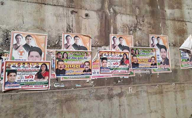 North Delhi May Soon Get 'Poster Walls', Civic Body Proposes