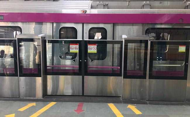 Unopened Section Of Delhi Metro's Magenta Line To Undergo Inspection