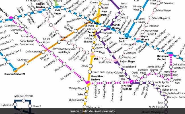 दिल्ली मेट्रो के यात्री अब सिर्फ 19 मिनट में नोएडा से दक्षिणी दिल्ली पहुंच जाएंगे - मजेन्टा लाइन की 10 खास बातें