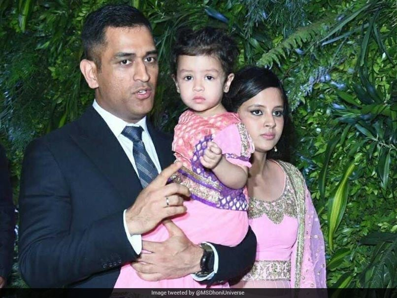 MS Dhoni Enjoys Break From Cricket, Posts Beautiful Video With Family