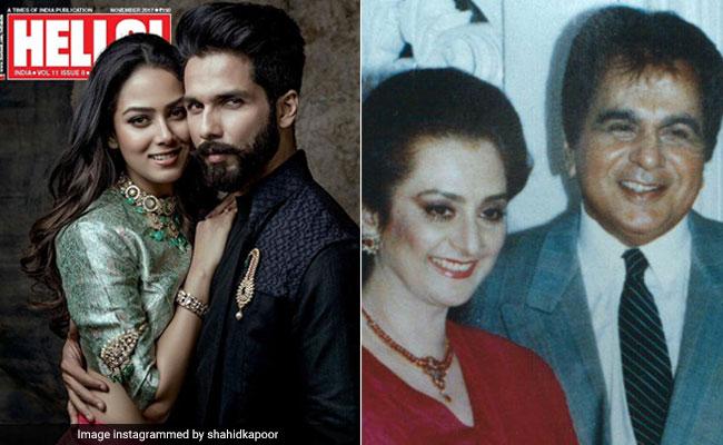 सायरा बानो से 22 साल बड़े हैं दिलीप कुमार, बॉलीवुड की इन 5 जोड़ियों में भी है 10 साल से ज्यादा अंतर
