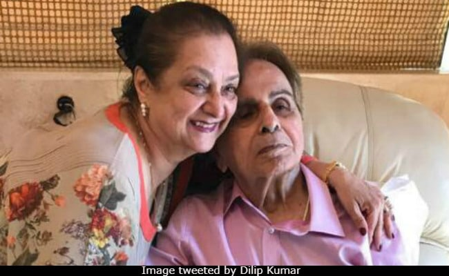 happy birthday dilip kumar heres what wife saira banu
