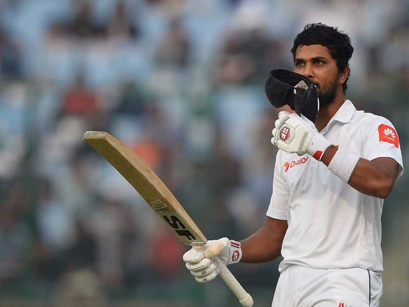 Players With Good Attitude Always Give Good Results: Dinesh Chandimal