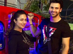 Divyanka Tripathi And Vivek Dahiya's Excellent Thai Adventure