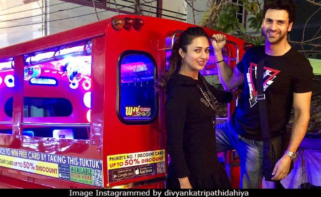 Divyanka Tripathi And Vivek Dahiya's Excellent Thai Adventure