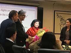 महिला अधिकारों से जुड़े कानून बनाने में भारत से भी पीछे है अमेरिका : डॉ. सुतापा बासु