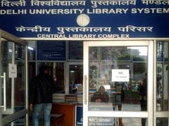दिल्ली विश्वविद्यालय की लाइब्रेरी का इस्तेमाल नहीं कर पाएंगे SOL छात्र