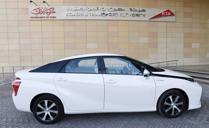 Dubai Begins Trial Run Of Hydrogen-Powered Taxis