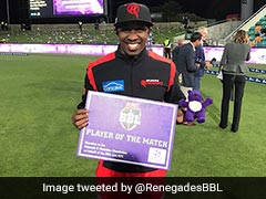 Big Bash League: Dwayne Bravo Becomes First Cricketer To Scalp 400 Wickets In T20s