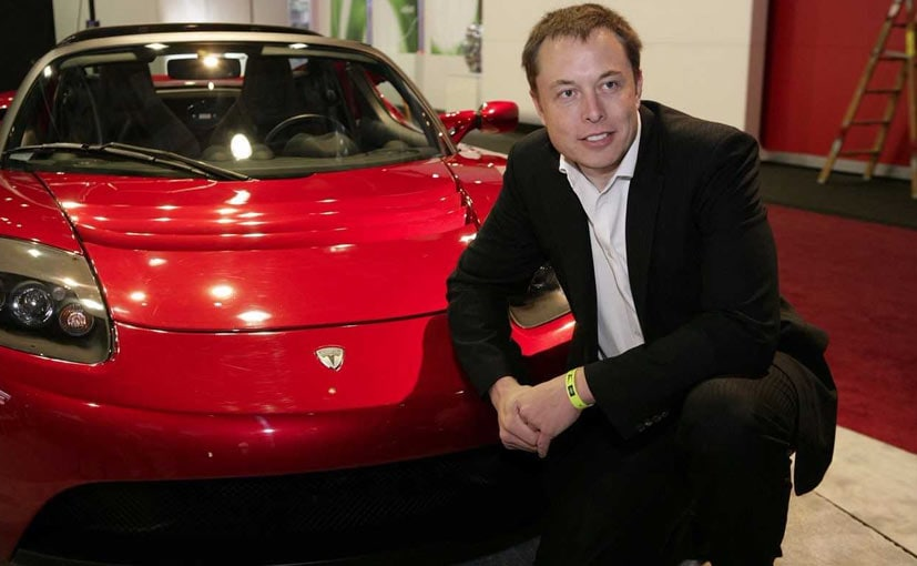 Elon Musk isn't joking about sending a red vehicle to Mars