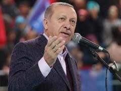 हम पता लगा रहे हैं कि सीरिया में आतंकियों को कौन सा देश हथियार मुहैया करा रहा है : तुर्की के राष्ट्रपति