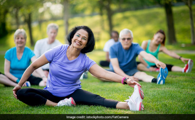 exercise daily for healthy bones