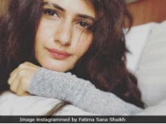 Fatima Sana Shaikh Just Declared Her Love For This Street Food!