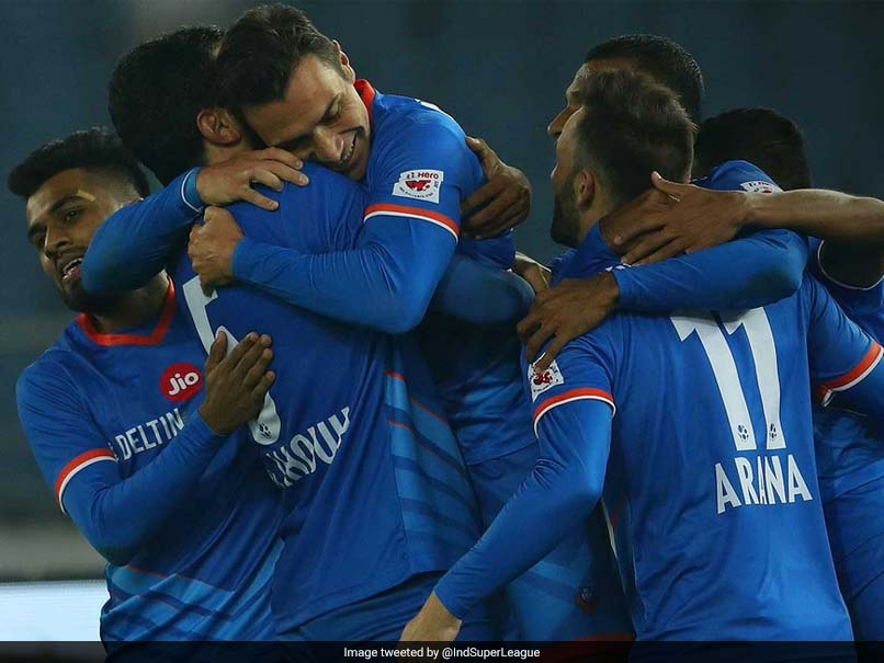 Indian Super League: Five-Star FC Goa Outclass Delhi Dynamos To Move Into Top Spot