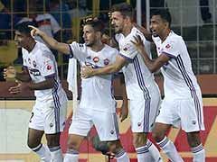 Indian Super League 2017: FC Pune City Beat FC Goa, ATK Sink Delhi Dynamos