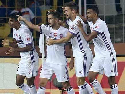 Indian Super League 2017: FC Pune City Beat FC Goa, ATK Sink Delhi Dynamos