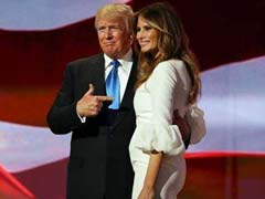 For Melania Trump, 2017 Was The Year Of The Sleeve
