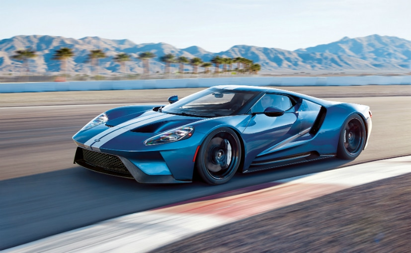 Ford Sues John Cena For Selling His Ford Gt Supercar