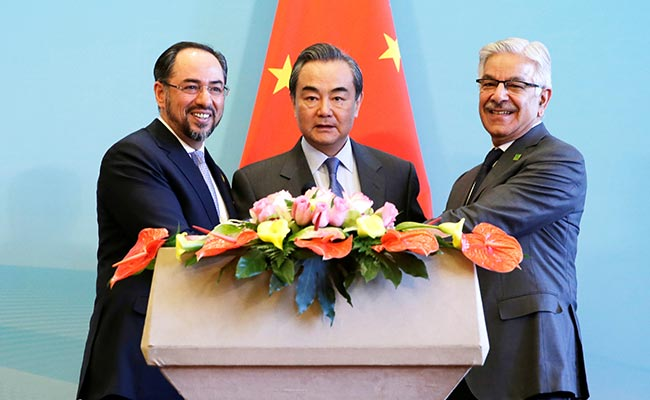 China holds meeting to broker peace in Afghanistan-Pakistan conflict