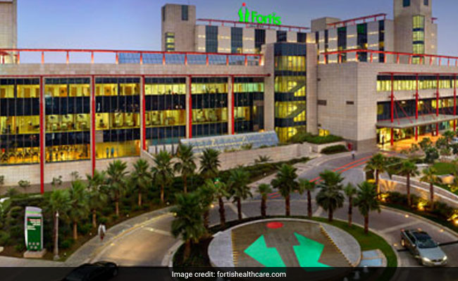 Fortis Hospital Charged Adya's Parents 1,208 Per Cent More For Syringes: NPPA