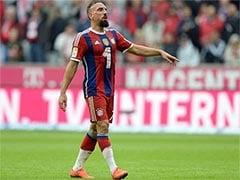 Bayern Munich Winger Franck Ribery Taken To Court By Ex-Agent