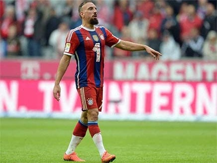 Bayern Munich Winger Franck Ribery Taken To Court By Ex-Agent