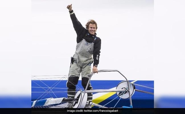 Around The World In 42 Days: Frenchman Smashes Solo Sailing Record