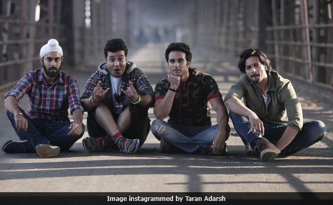 Fukrey Returns Box Office Collection Day 1: Pulkit Samrat, Richa Chadha And Gang Is Back With A 'Big Bang'