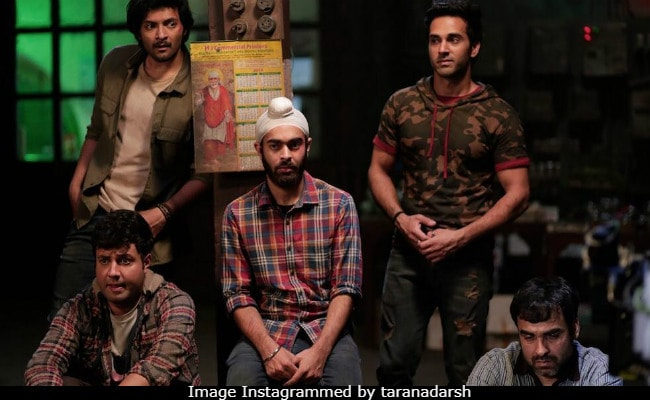 Fukrey 7th Day Box Office Collection