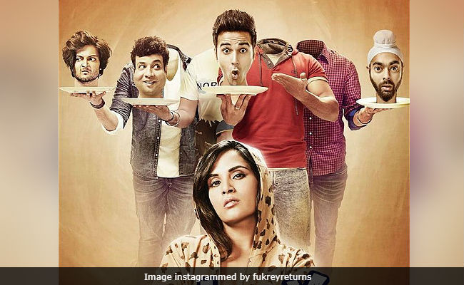Fukrey Returns Box Office Collection Day 5: Richa Chadha's Film Is 'Unstoppable' With 42.35 Crore