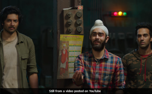 fukrey returns youtube