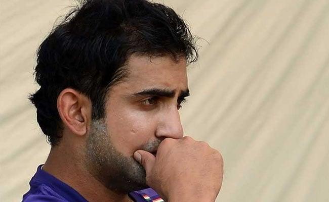 IPL 2018: गौतम गंभीर ने दिल्ली डेयरडेविल्स की कप्तानी छोड़ी, यह खिलाड़ी करेगा अब टीम का नेतृत्व