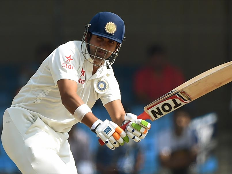 Gautam Gambhir Says No.1 Test Side India Should Win In All Conditions