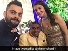 Virat Kohli's Special Guest At Mumbai Reception Is Sri Lankan Cricket's Super Fan