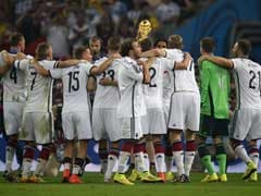 Germans Would Get 350,000 Euros Each For 2018 World Cup Title
