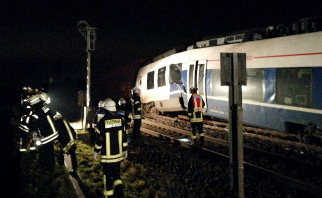 German Trains Collide Near Duesseldorf, Several Injured
