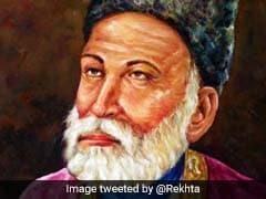 मिर्ज़ा ग़ालिब की 221वीं जयंती आज, पढ़ें उनकी मशहूर शायरी : हम को उन से वफ़ा की है उम्मीद, जो नहीं जानते वफ़ा क्या है...