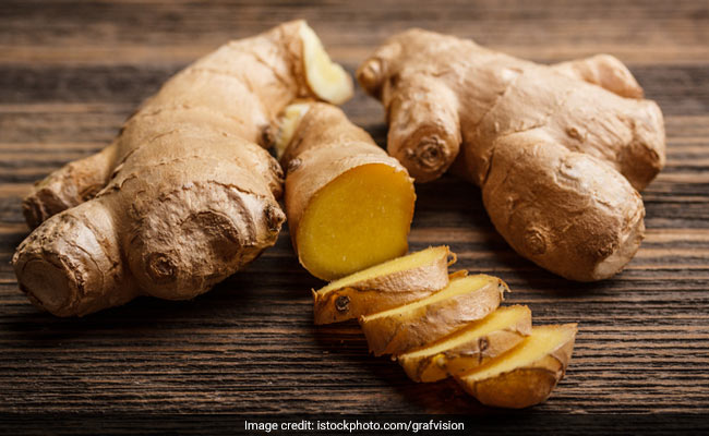 ginger improves digestion