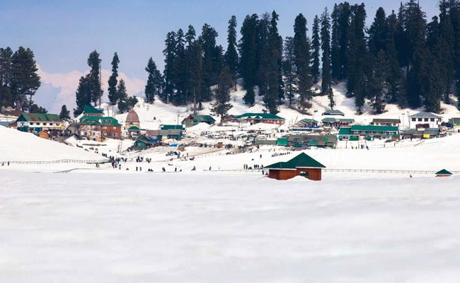 Master Plan Approved To Develop Gulmarg As Ace Tourist Destination