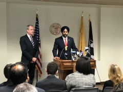 New Jersey Governor-Elect Nominates First Sikh-American As State Attorney General