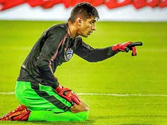 """Gurpreet Singh Sandhu Suspended For 2 Matches For """"Violent Conduct"""""""