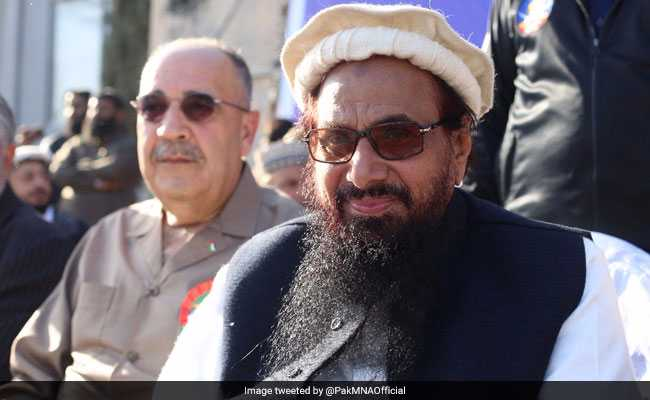 Pakistan Won't Allow UN Team Any Direct Access to Hafiz Saeed: Report