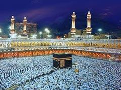 हज से पहले मक्का पर इकट्ठे हुए लाखों मुसलमान