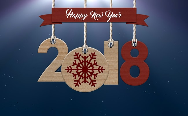 Happy New Year 2018 Shayari In Hindi Sms Shayari Wishes Messages