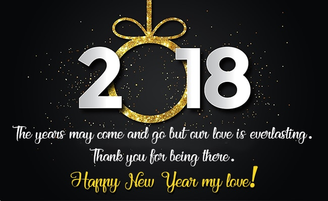 Happy New Year 2018 Images: Wishes, SMS, Facebook Status U0026 WhatsApp  Messages For